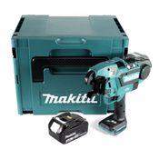 Makita DTR 180 M1J Akku Bewehrungsverbinder 18V Brushless für 0,8mm Bindedraht im Makpac + 1x 4,0Ah Akku - ohne Ladegerät