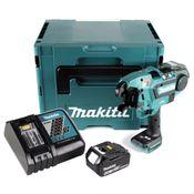 Makita DTR 180 RM1J Akku Bewehrungsverbinder 18V Brushless für 0,8mm Bindedraht im Makpac + 1x 4,0Ah Akku + Ladegerät