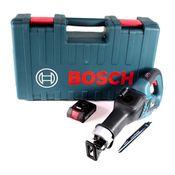 Bosch GSA 18V-32 Akku Reciprosäge 18V Säbelsäge Brushless im Handwerkerkoffer + 1x 2,0Ah Akku - ohne Ladegerät