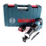Bosch GSA 18V-32 Akku Reciprosäge 18V Säbelsäge Brushless im Handwerkerkoffer + 1x 3,0Ah Akku - ohne Ladegerät