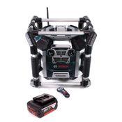 Bosch GML 50 Akku Radiolader Baustellenradio 18V 50W IP54 + 1x Akku 4,0Ah - ohne Ladegerät