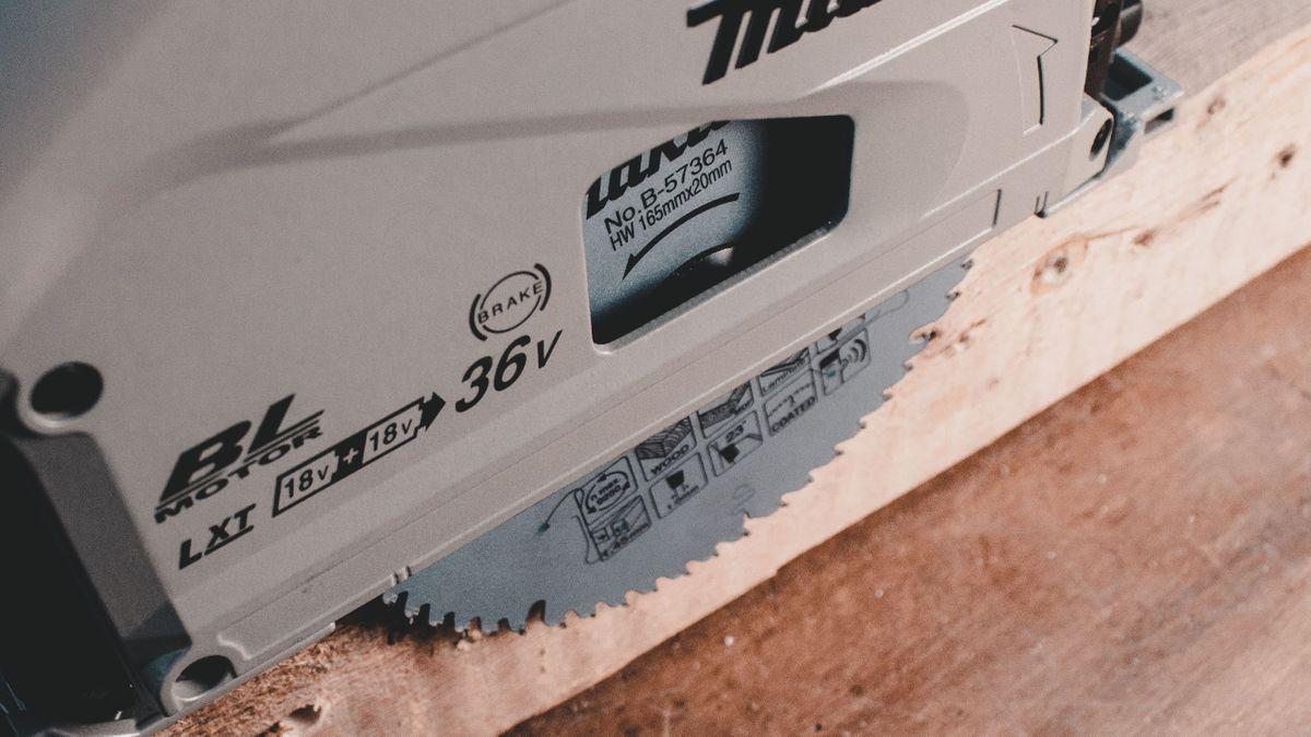 Die neuen Makita 36 Volt Sägen: Die Handkreissägen DHS 782/783 und die Tauchsägen DSP 600/601 mit Führungsschienenkompatibilität! – Bild 2