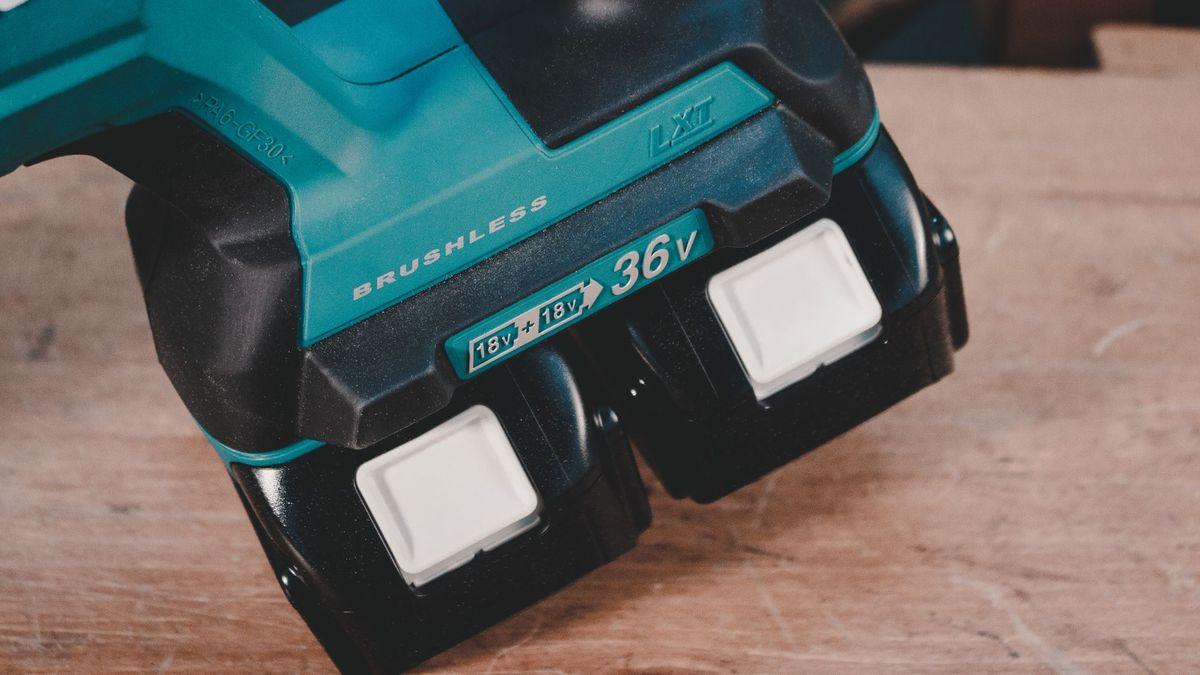Makita DJR 360 Reciprosäge - Die akkubetriebene 36-Volt Säbelsäge für den Profi mit starker Power! – Bild 2