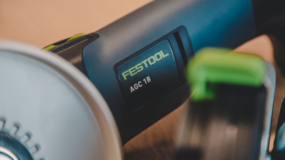 Neuheit: Festool Winkelschleifer AGC 18-125 und Freihandtrennsystem DSC-AGC 18-125 FH - Die robuste Lösung beim Trennen und Schleifen – Bild 2