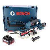 Bosch GCB 18 V-LI Akku Bandsäge 18V + 1x Akku 3,0Ah + L-Boxx - ohne Ladegerät