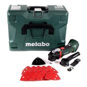 Metabo MT 18 LXT Akku Multitool 18V ( 613021840 ) OIS-/Starlock-kompatibel + Koffer - ohne Akku, ohne Ladegerät