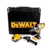 DeWalt DCD 985 Akku Schlagbohrschrauber 18V 80Nm + Koffer + 1x Akku 5,0 Ah - ohne Ladegerät