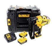 DeWalt DCN 660 M2 Akku Nagler 18V 32 - 63mm Brushless + 2x Akku 4,0Ah + Ladegerät + TSTAK