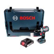 Bosch GSR 18V-60 C Akku Bohrschrauber 18V 60Nm Brushless + 1x Akku 2,0Ah + L-Boxx - ohne Ladegerät