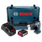 Bosch GSR 18 V-EC TE Akku Trockenbohrschrauber 18V 25Nm Brushless + 1x Akku 3,0Ah + Ladegerät + L-Boxx