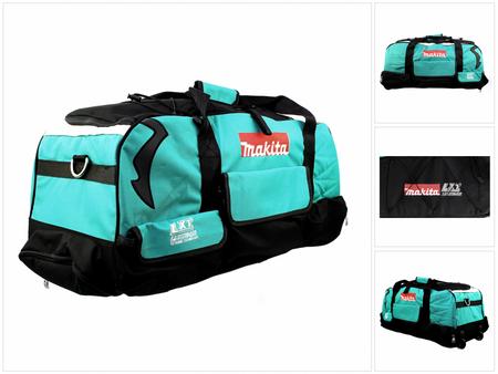 Makita Werkzeug Tasche LXT 600 - aus Stoff mit TROLLEY – Bild 1