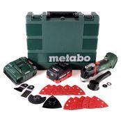 Metabo MT 18 LTX Akku Multitool 18V + 1x Akku 5,5Ah + Ladegerät + Koffer