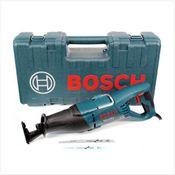 Bosch GSA 1100 E Säbelsäge 1100 W inkl. 2 Sägeblätter im Koffer ( 060164C800 )
