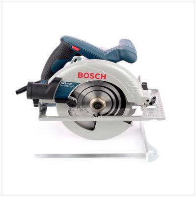 Bosch GKS 190 1400 Watt Scie circulaire + Coffret de transport ( 0601623001 ) – Bild 3