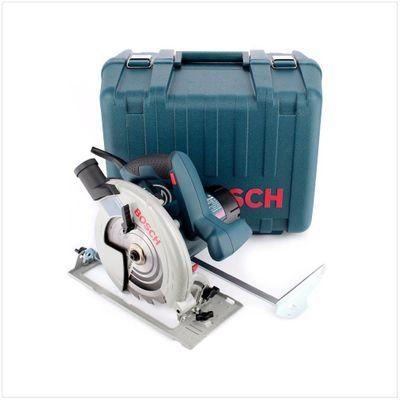 Bosch GKS 190 1400 Watt Scie circulaire + Coffret de transport ( 0601623001 ) – Bild 2