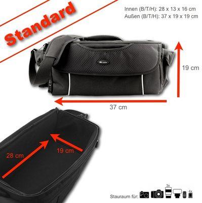4072 - Bilora DigiStar Standard Tasche B/T/H: 28 x 13 x 16 cm (Innenmaß) – Bild 2