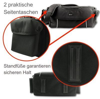 4072 - Bilora DigiStar Standard Tasche B/T/H: 28 x 13 x 16 cm (Innenmaß) – Bild 5