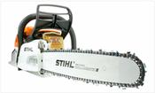 "STIHL MS 261 Kettensäge / Motorsäge mit 37cm/15"" Schnittlänge + 1,6mm Kette"