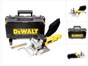 Dewalt DW 682 K Lamellendübelfräse mit 600 Watt im Koffer