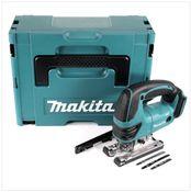 Makita DJV 180 ZJ 18 V Li-ion Akku - Stichsäge im Makita Koffer Makpac Gr. 2, ohne Akku, ohne Ladegerät