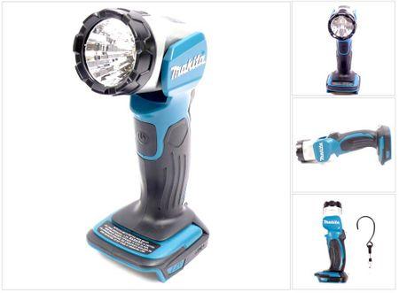 Makita BML 802 Li-ion Akku Lampe für 14,4 und 18 V Akkus Solo  - ohne Akku & ohne Ladegerät – Bild 1