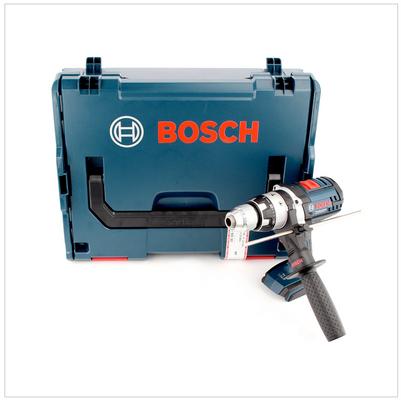 Bosch GSB 18 VE-2-Li 18V Li-Ion Professional Akku Schlagbohrschrauber Solo in L-Boxx ( 06019D9300 / 06019D9302 ) – Bild 2