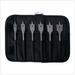 Bosch Zubehör Self Cut Flachfräsbohrerset 6-teilig 13- 25mm in Tasche ( 2608595425 ) – Bild 2