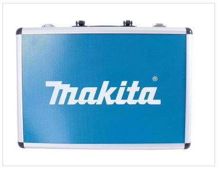 Makita D-42444 SDS-Plus Bohrer-Meißel-Set 17 tlg. im Alu Koffer – Bild 4