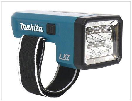 Makita BML 146 14,4 V Li-ion Akku Lampe Solo - nur das Gerät ohne Zubehör, ohne Akku, ohne Ladegerät – Bild 3