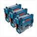 Bosch 3x L-Boxx Sortimo Box 136 System Werkzeugkoffer ( 2608438692 ) - 3 Stück – Bild 2