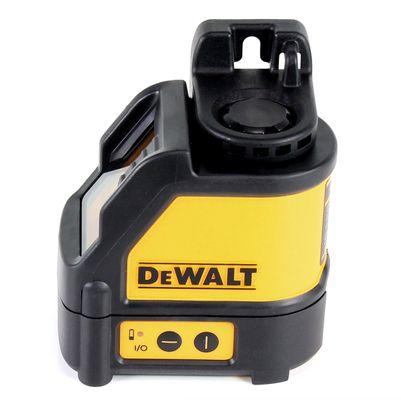 DeWalt DW 088 K Kreuzlinien Laser mit Puls Modus – Bild 3