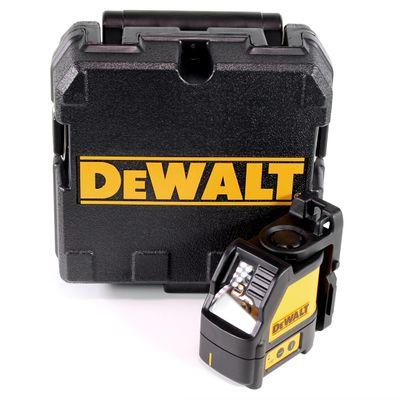 DeWalt DW 088 K Kreuzlinien Laser mit Puls Modus – Bild 2