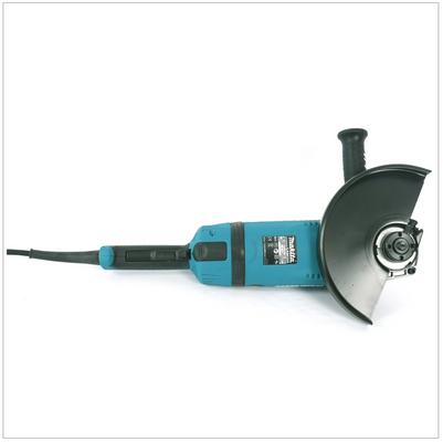 Makita GA 9030 RF 01 Winkelschleifer 230mm 2400W im Karton – Bild 3
