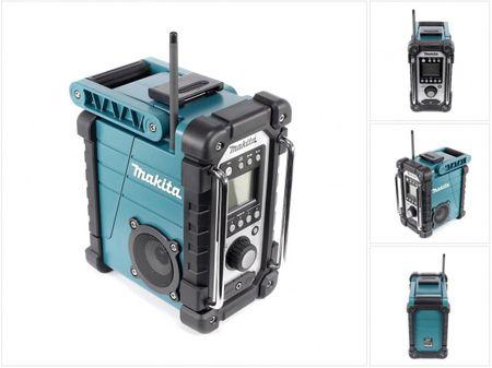 Makita DMR 102 Baustellen Radio Grün Solo - nur das Gerät ohne Zubehör - ohne Akku und ohne Ladegerät – Bild 1