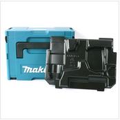 Makita MAKPAC 3 Systemkoffer - mit Einlage für BTW / DTW 450