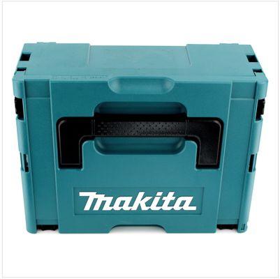 Makita DHP 481 RFJ 18V Akku Schlagbohrschrauber Brushless 115 Nm im Makpac mit 2x 3 Ah Li-Ion Akku und Schnellladegerät – Bild 4