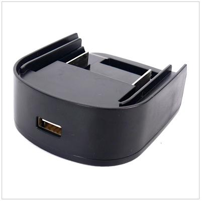 Handy / Tablet / Smartphone USB Ladegerät / Adapter 2,4 A für Makita 14,4 & 18 V Akkus – Bild 9