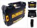 DeWalt Werkzeug Koffer TStak für DeWalt Akkuschrauber 18 V für 3,0 / 4,0 / 5,0 AH Akkus – Bild 3