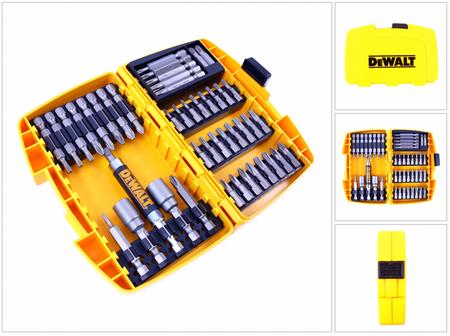 DeWalt DT 71572 - 45 tlg. Bit Set im robusten Kunststoffkoffer – Bild 1