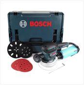 Bosch GEX 125 - 150 AVE Professional 400 W Exzenterschleifer in L-Boxx mit Zubehör ( 060137B101 )
