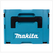 Makita Makpac 2 Transportbox Systemkoffer 5er Set – Bild 4
