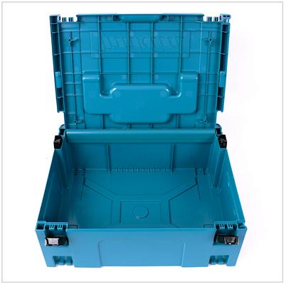 Makita Makpac 2 Transportbox Systemkoffer 5er Set – Bild 2
