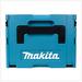 Makita Makpac 2 Transportbox Systemkoffer 5er Set – Bild 4