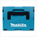 Makita Makpac 2 Transportbox Systemkoffer 4er Set – Bild 4