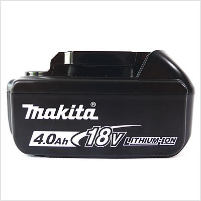Makita BL 1840 18 V - 4,0 Ah Li-Ion Akku 3er Pack – Bild 5