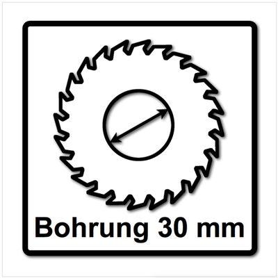 Makita Kreissägeblatt M Force 190 x 30 x 2,2 mm 24 Zähne ( B-08355 ) – Bild 3