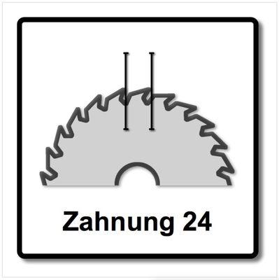 Makita Kreissägeblatt M Force 190 x 30 x 2,2 mm 24 Zähne ( B-08355 ) – Bild 4