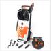 Stihl RE 143 PLUS Hochdruckreiniger 140 bar mit Schlauchtrommel ( 4768 012 4509 ) – Bild 2