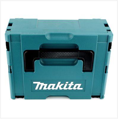 Makita DDF 481 RTJ 18V Akku Bohrschrauber brushless 115 Nm im Makpac mit 2x BL1850 5,0 Ah Akku und DC18RC Ladegerät – Bild 4