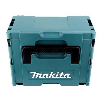 Makita DGA 504 RF1J 18 V 125 mm brushless Akku Winkelschleifer im MAKPAC inkl. 1x BL 1830 B Akku + DC18RC Ladegerät – Bild 4